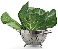 Collard Greens Are Used to Make Sukuma Wiki