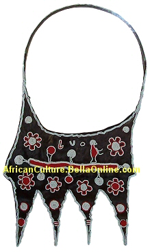 Hand Beaded Luo Purse