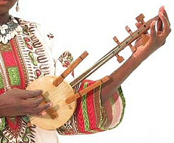 Kora, African Lute - AfricaImports.com