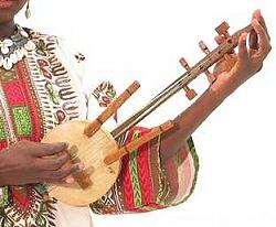 Kora - African Lute